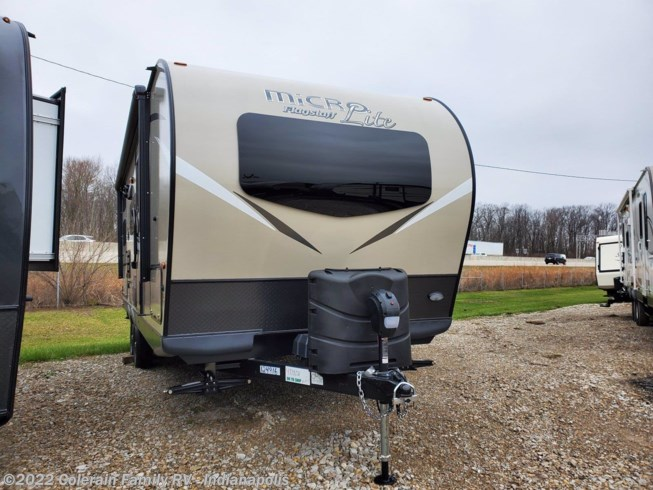 New 2020 Forest River Flagstaff Micro Lite available in Indianapolis, Indiana