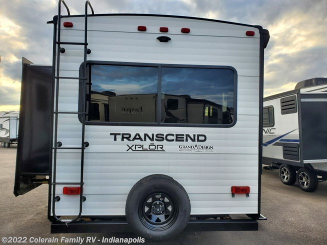 2020 Grand Design Transcend Xplor - New Travel Trailer For Sale by Colerain RV of Indy in Indianapolis, Indiana