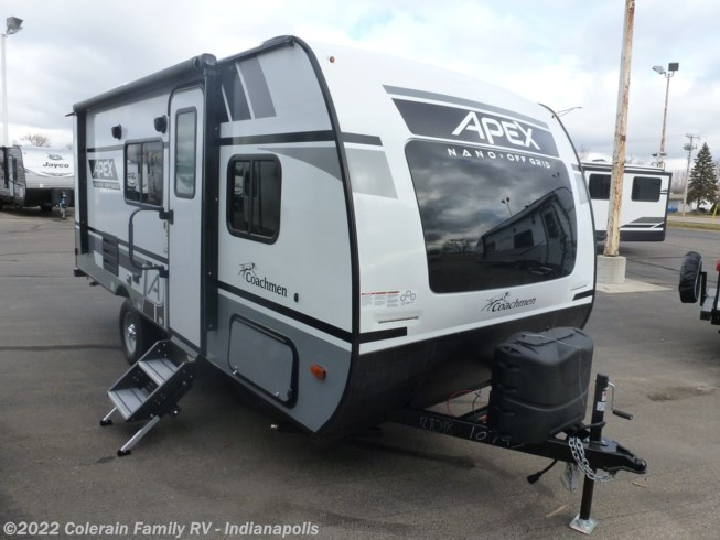 New 2021 Coachmen Apex Nano 193BHS available in Indianapolis, Indiana