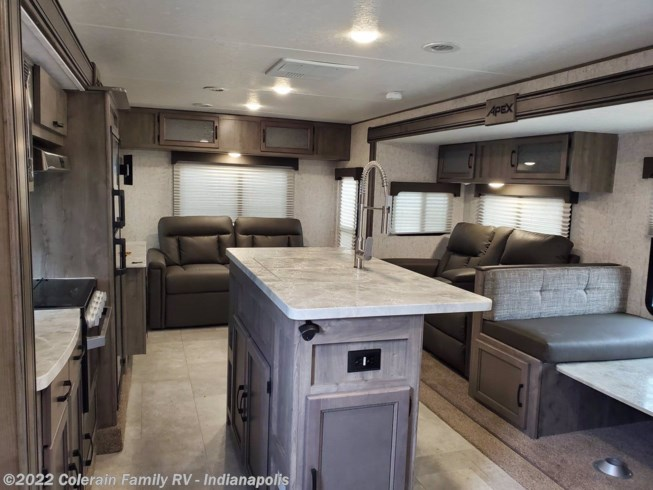 New 2021 Coachmen Apex available in Indianapolis, Indiana