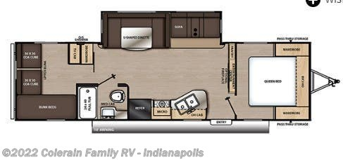 New 2021 Coachmen Catalina Legacy Edition 293QBCK available in Indianapolis, Indiana