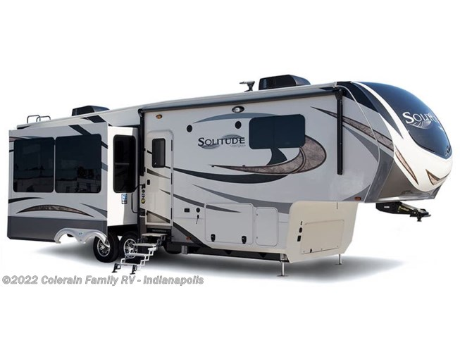 New 2021 Grand Design Solitude 380FL available in Indianapolis, Indiana