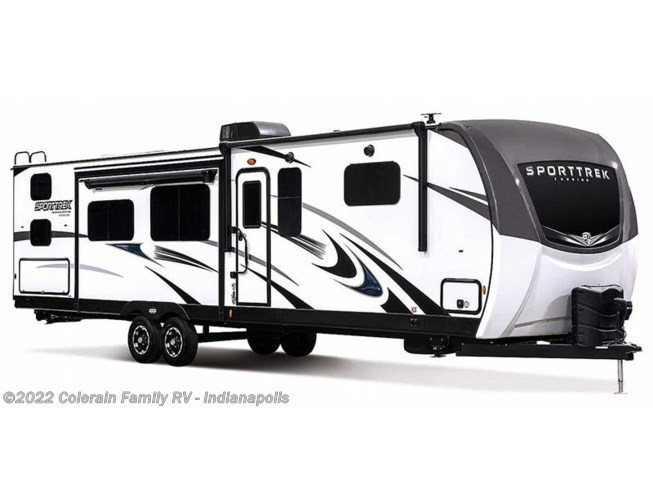 New 2021 Venture SportTrek Touring Edition STT343VIK available in Indianapolis, Indiana