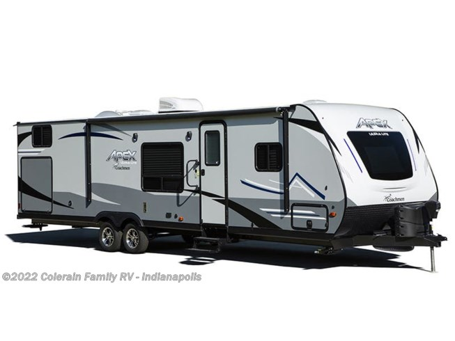 New 2021 Coachmen Apex Ultra Lite 211RBS available in Indianapolis, Indiana