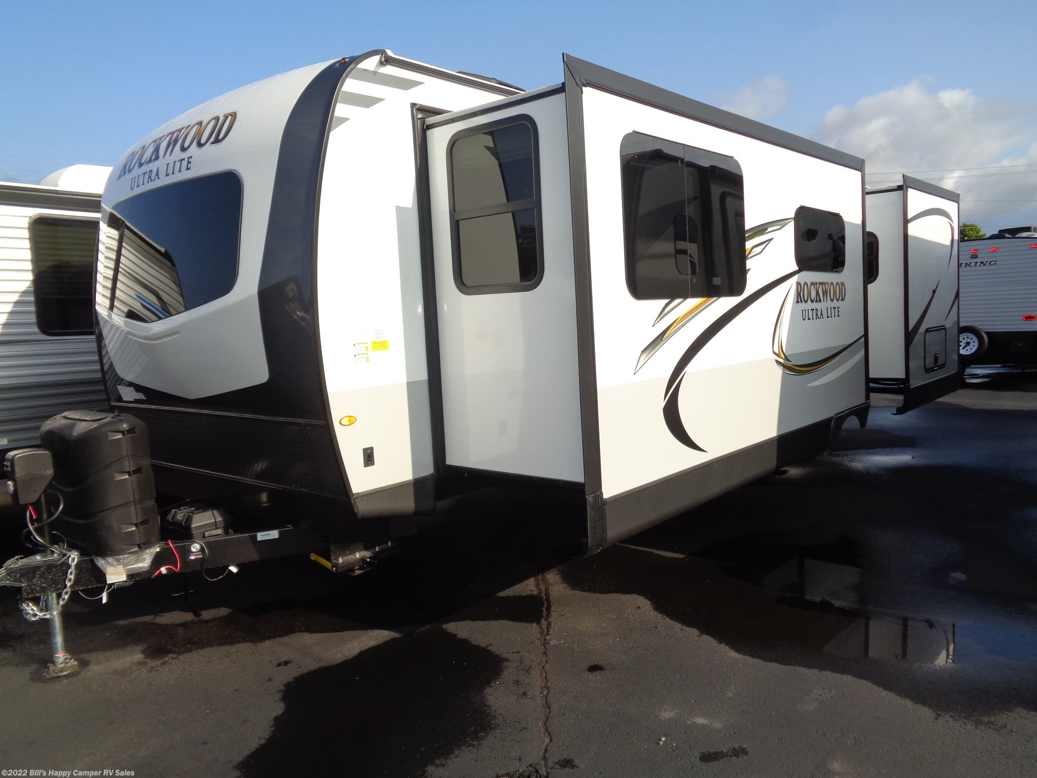 2019 Forest River Rv Rockwood Ultra Lite 2608sb For Sale In Mill Camper Wiring Diagram Previous