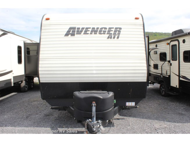 2018 Prime Time Avenger ATI 27DBS - Used Travel Trailer For Sale by Bill's Happy Camper RV Sales in Mill Hall, Pennsylvania