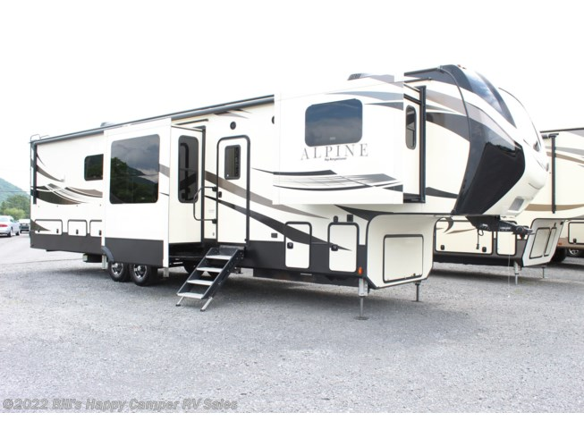 Used 2019 Keystone Alpine 3711KP available in Mill Hall, Pennsylvania