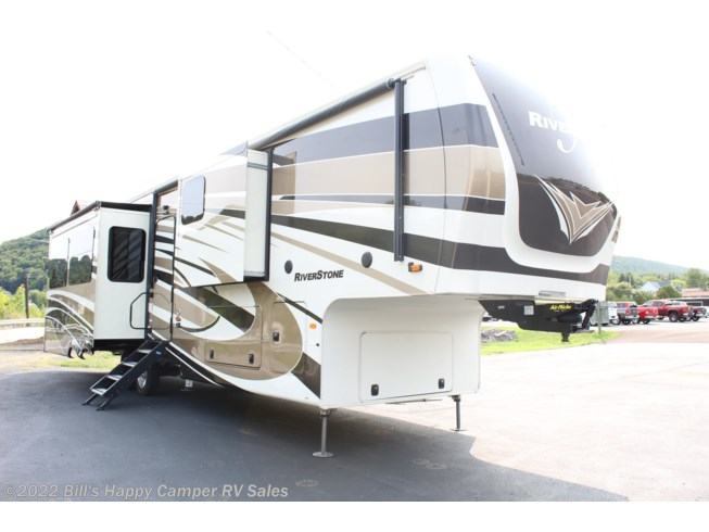 Used 2019 Forest River RiverStone 39RKFB available in Mill Hall, Pennsylvania