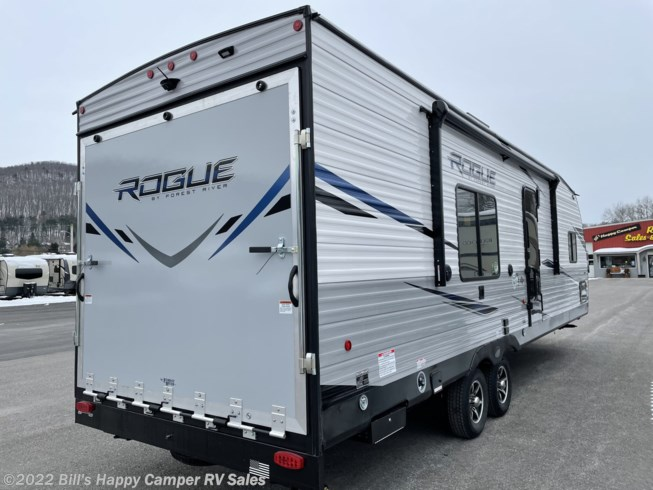 New 2021 Forest River Vengeance Rogue 26V available in Mill Hall, Pennsylvania