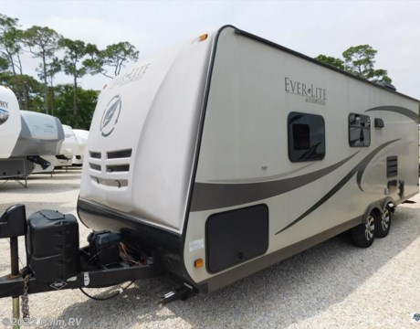 01293a 2011 Evergreen Rv Everlite 25rb For Sale In Fort