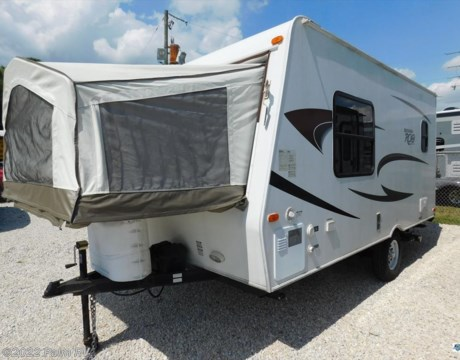01493a 2012 Rockwood Roo M17 For Sale In Fort Myers Fl