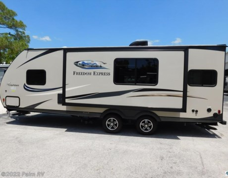 01477a 2016 Coachmen Freedom Express For Sale In Fort