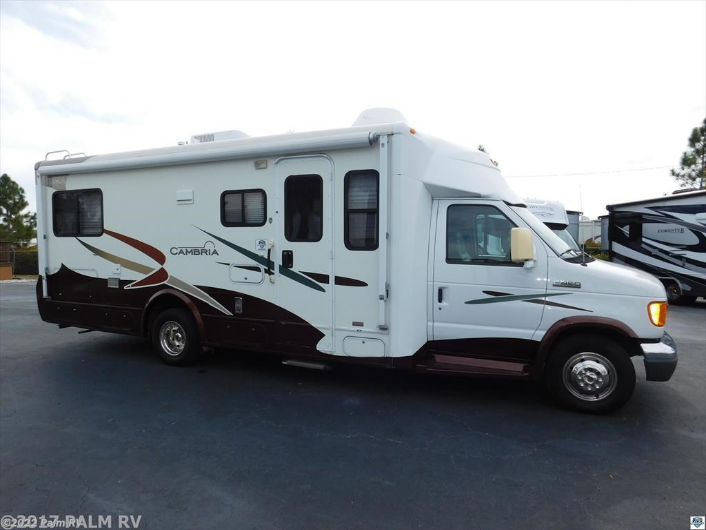 2006 itasca rv cambria 26a for sale in fort myers  fl