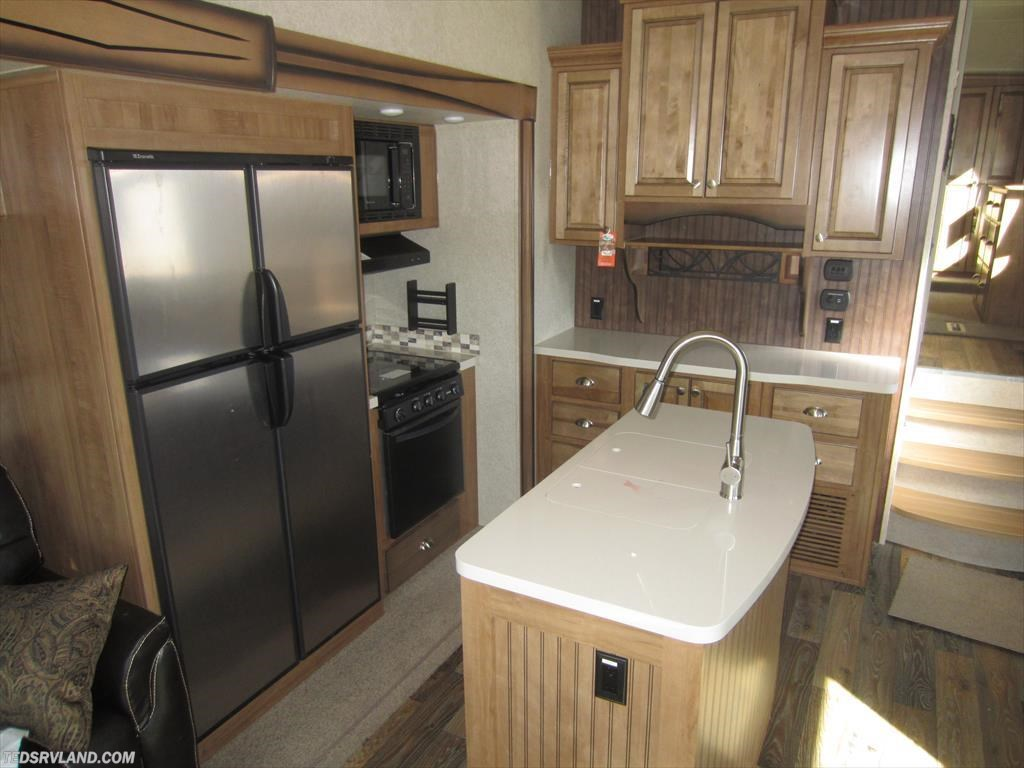 Cabinet Covers For Rentals 2016 Forest River Rv Rockwood Signature Ultra Lite 8299bs