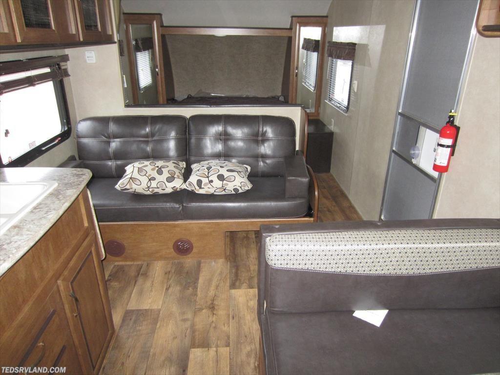 2016 Forest River Rv Salem 241 Qbxl For Sale In