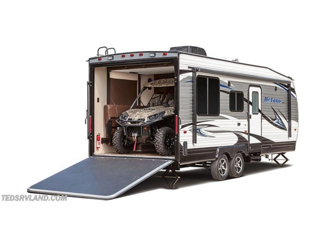 Stock Image for 2016 Jayco Octane 222 (options and colors may vary)