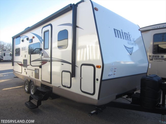 2017 Forest River Rv Rockwood Mini Lite 2509s For Sale In