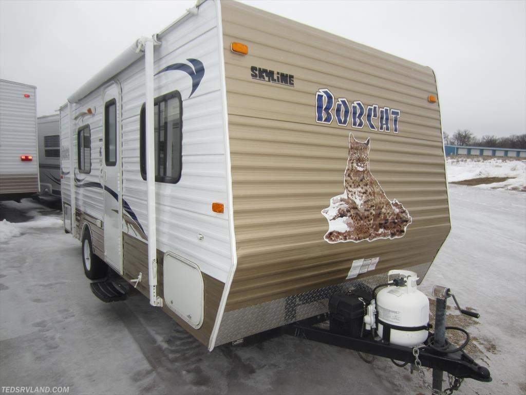 2013 Skyline Rv Bobcat 183 B For Sale In Paynesville Mn 56362 Df000112 Rvusa Com