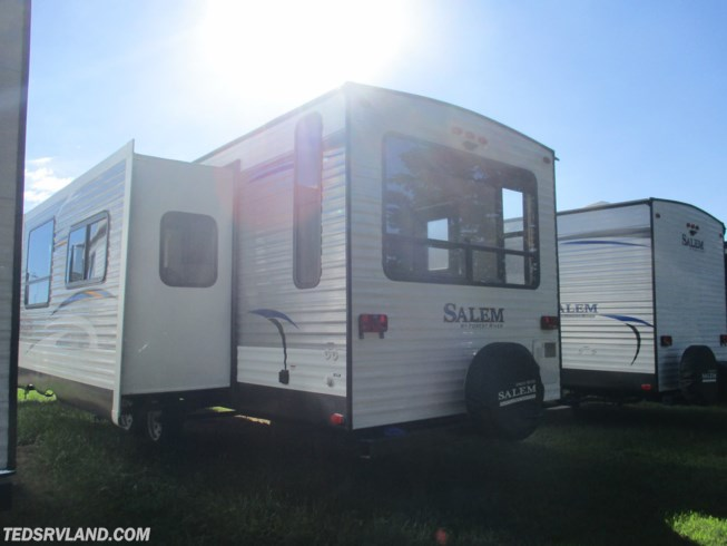 2018 Salem 28RLSS by Forest River from Ted's RV Land in  Paynesville, Minnesota
