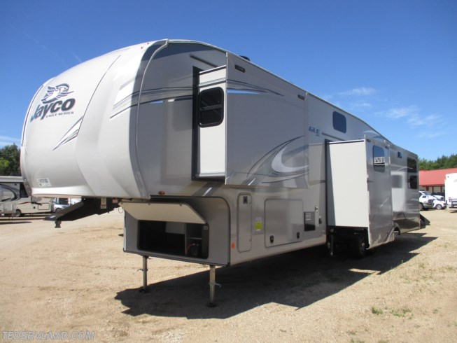 New 2020 Jayco Eagle 357MDOK available in  Paynesville, Minnesota
