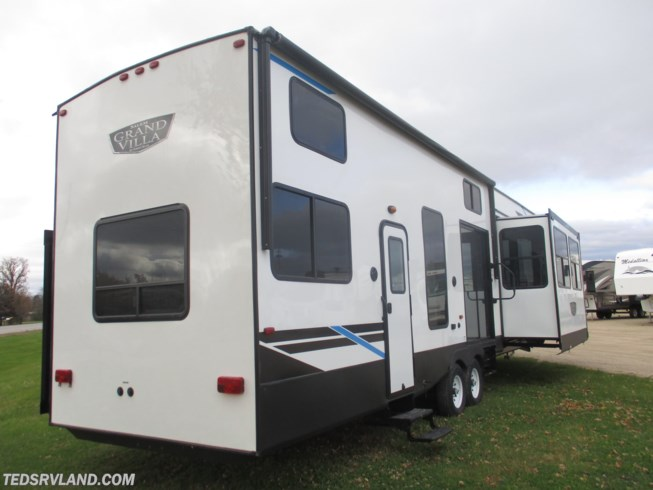2020 Salem Grand Villa 42FLDL by Forest River from Ted's RV Land in  Paynesville, Minnesota