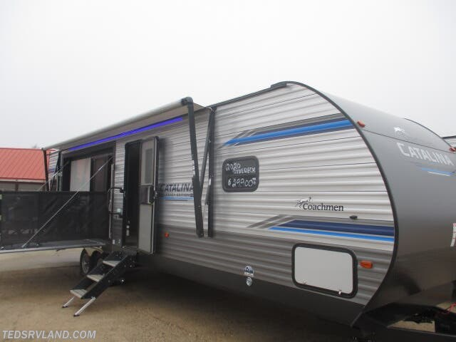 New 2020 Coachmen Catalina Legacy Edition 303RKP available in  Paynesville, Minnesota
