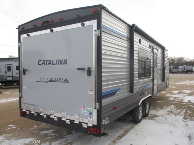 New 2021 Coachmen Catalina Trail Blazer 26TH available in  Paynesville, Minnesota