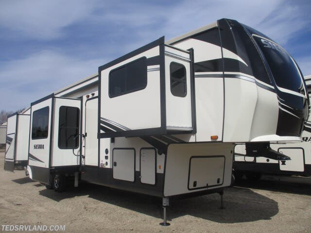 New 2020 Forest River Sierra 379FLOK available in  Paynesville, Minnesota