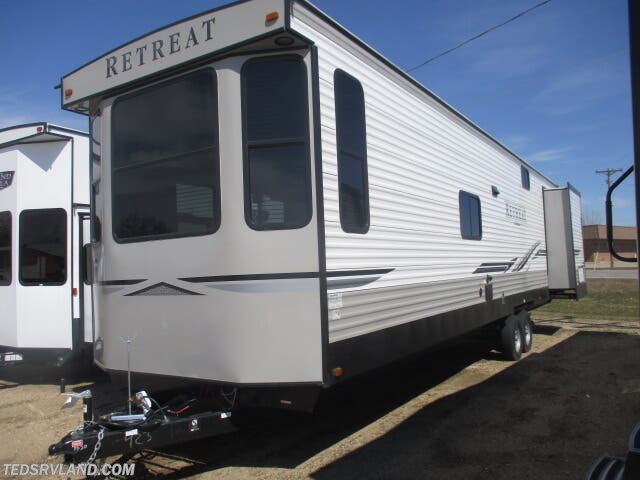2020 Keystone Retreat 39FLRS - New Destination Trailer For Sale by Ted's RV Land in  Paynesville, Minnesota