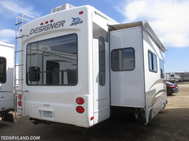 2009 Designer 34 RLQS by Jayco from Ted's RV Land in  Paynesville, Minnesota