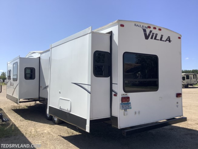 2014 Salem Villa 353FLFB by Forest River from Ted's RV Land in  Paynesville, Minnesota