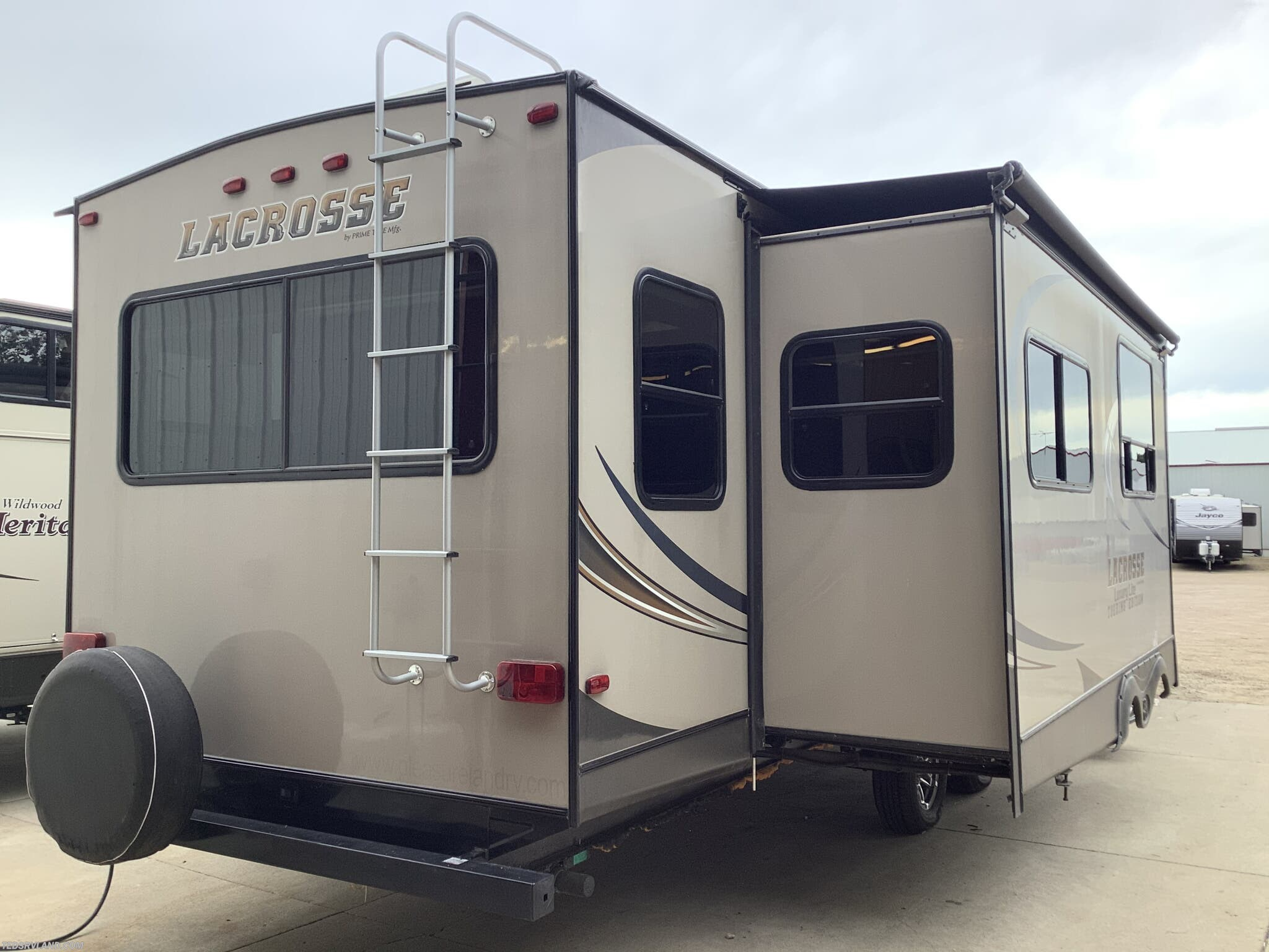 2014 Prime Time LaCrosse Luxury Lite 324 RST RV for Sale ...