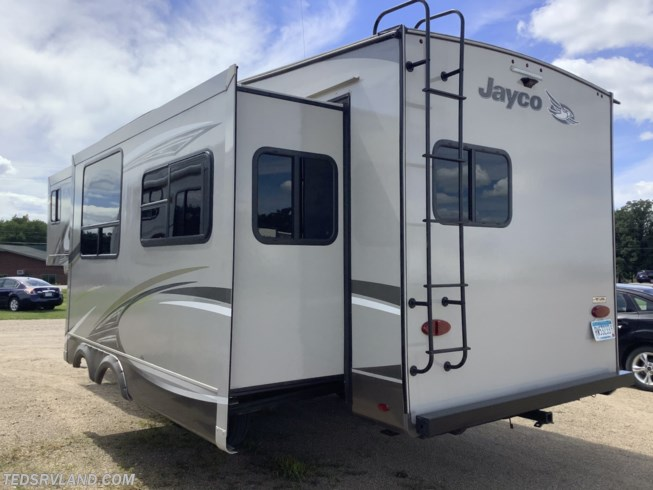 2018 Eagle HT 25.5REOK by Jayco from Ted's RV Land in  Paynesville, Minnesota