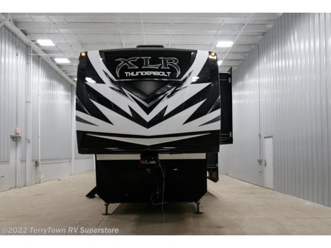 2020 Forest River XLR Thunderbolt 413AMP - New Toy Hauler For Sale by TerryTown RV Superstore in Grand Rapids, Michigan