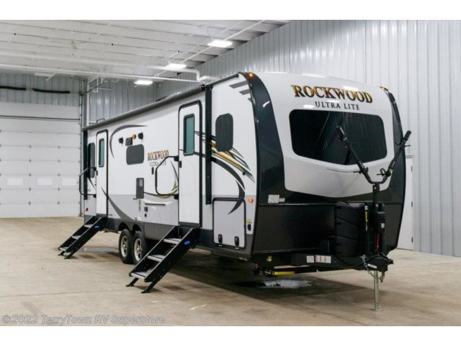 New 2019 Forest River Rockwood Ultra Lite 2612WSD available in Grand Rapids, Michigan