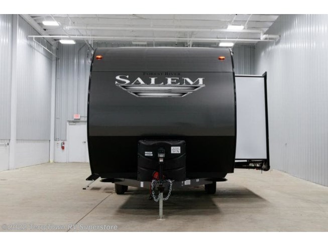 2020 Forest River Salem 22RBS - New Travel Trailer For Sale by TerryTown RV Superstore in Grand Rapids, Michigan