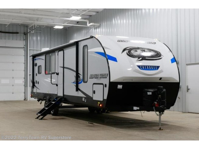 New 2020 Forest River Cherokee Alpha Wolf 27RK-L available in Grand Rapids, Michigan