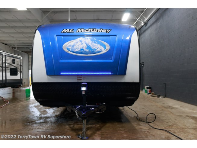 2018 Riverside Mt. McKinley 189 - New Travel Trailer For Sale by TerryTown RV Superstore in Grand Rapids, Michigan