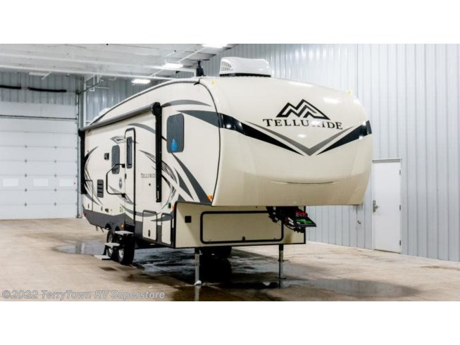 New 2019 Starcraft Telluride 251RES available in Grand Rapids, Michigan