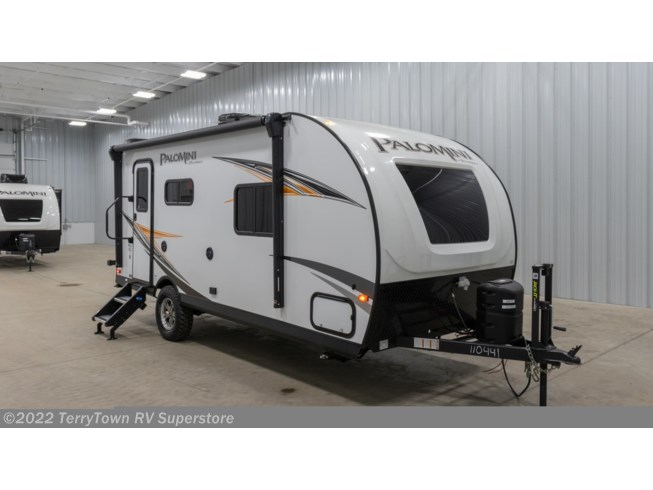 New 2020 Palomino PaloMini 181 FBS available in Grand Rapids, Michigan