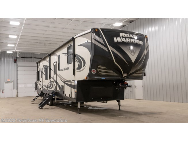 New 2018 Heartland Road Warrior 411 available in Grand Rapids, Michigan