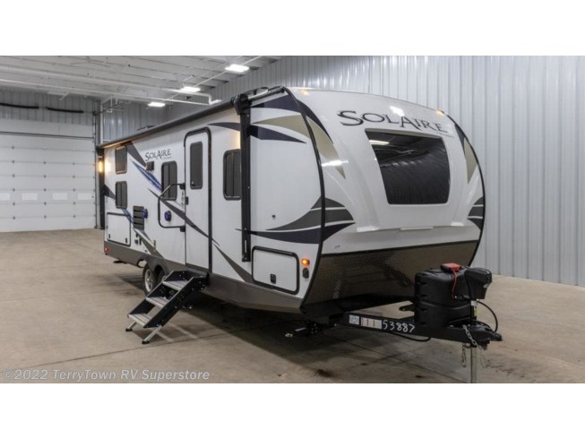 New 2020 Palomino Solaire Ultra Lite 240 BHS available in Grand Rapids, Michigan