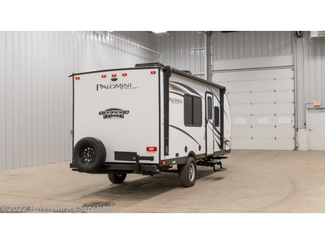 2018 Palomino PaloMini 180 FB - New Travel Trailer For Sale by TerryTown RV Superstore in Grand Rapids, Michigan
