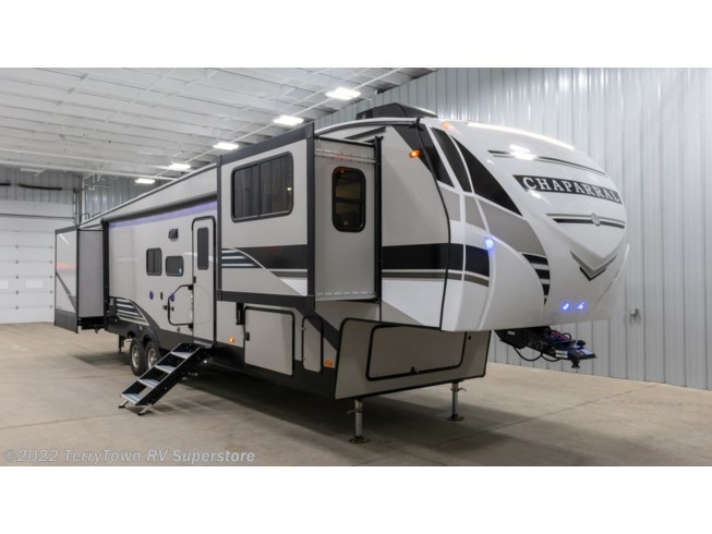 New 2020 Coachmen Chaparral 370FL available in Grand Rapids, Michigan