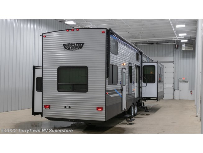 2020 Forest River Salem Grand Villa 42FLDL - New Destination Trailer For Sale by TerryTown RV Superstore in Grand Rapids, Michigan