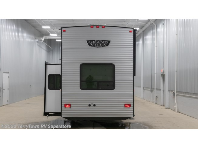 2020 Salem Grand Villa 42FLDL by Forest River from TerryTown RV Superstore in Grand Rapids, Michigan