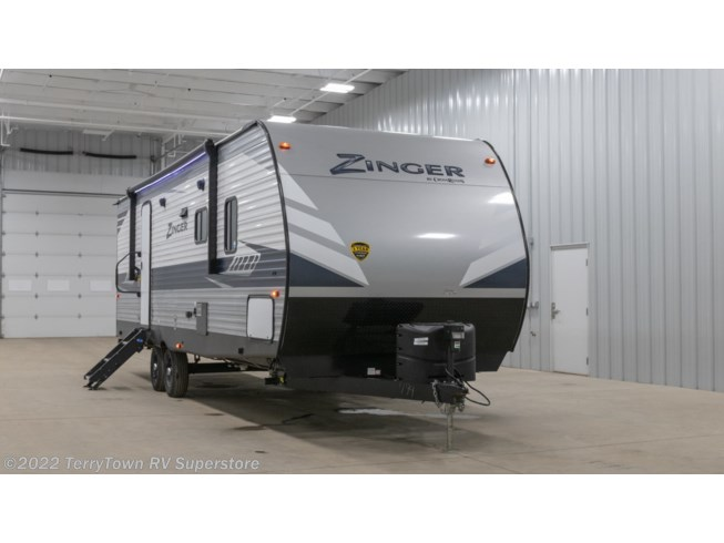 New 2020 CrossRoads Zinger 280RB available in Grand Rapids, Michigan