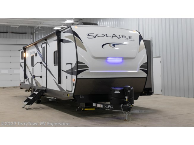 New 2020 Palomino Solaire Ultra Lite 320 TSBH available in Grand Rapids, Michigan