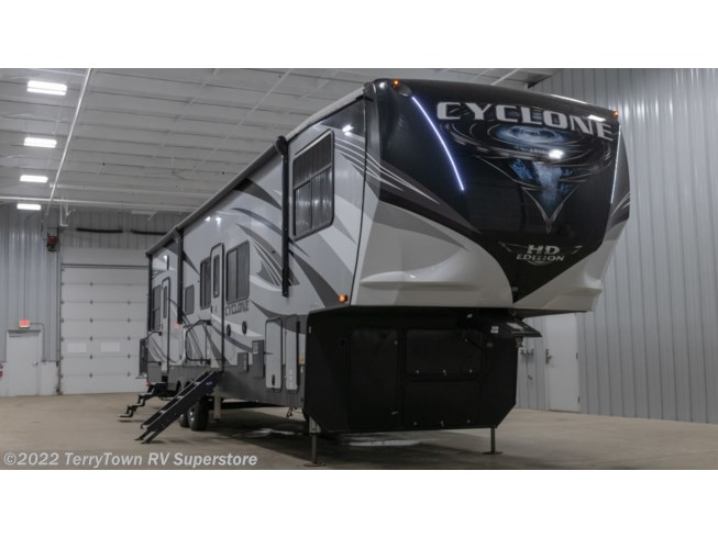 New 2020 Heartland Cyclone 3713 available in Grand Rapids, Michigan