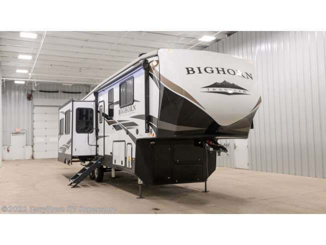 New 2020 Heartland Bighorn Traveler 32 RS available in Grand Rapids, Michigan